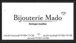 Bijouterie Mado