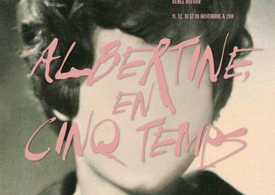 Albertine, en Cinq Temps (2016)
